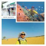 Arisan Backlinks: Enry Mazni- Blogger yang Hobi Traveling ala Backpaker