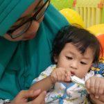 Mengatasi Napas Grok-grok pada Bayi