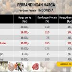 Yuk Konsumsi Telur dan Daging Ayam, si Protein Hewani Padat Gizi