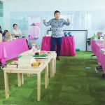 Metode Montessori itu Simpel, Belajar di Montessori Haus Asia Yuk!