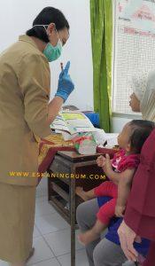 imunisasi di posyandu
