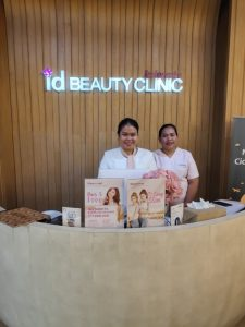 id beauty clinic staf