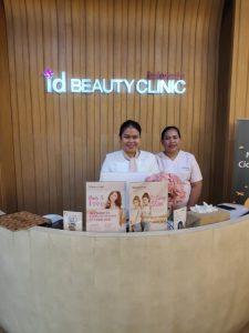 id beauty clinic staf