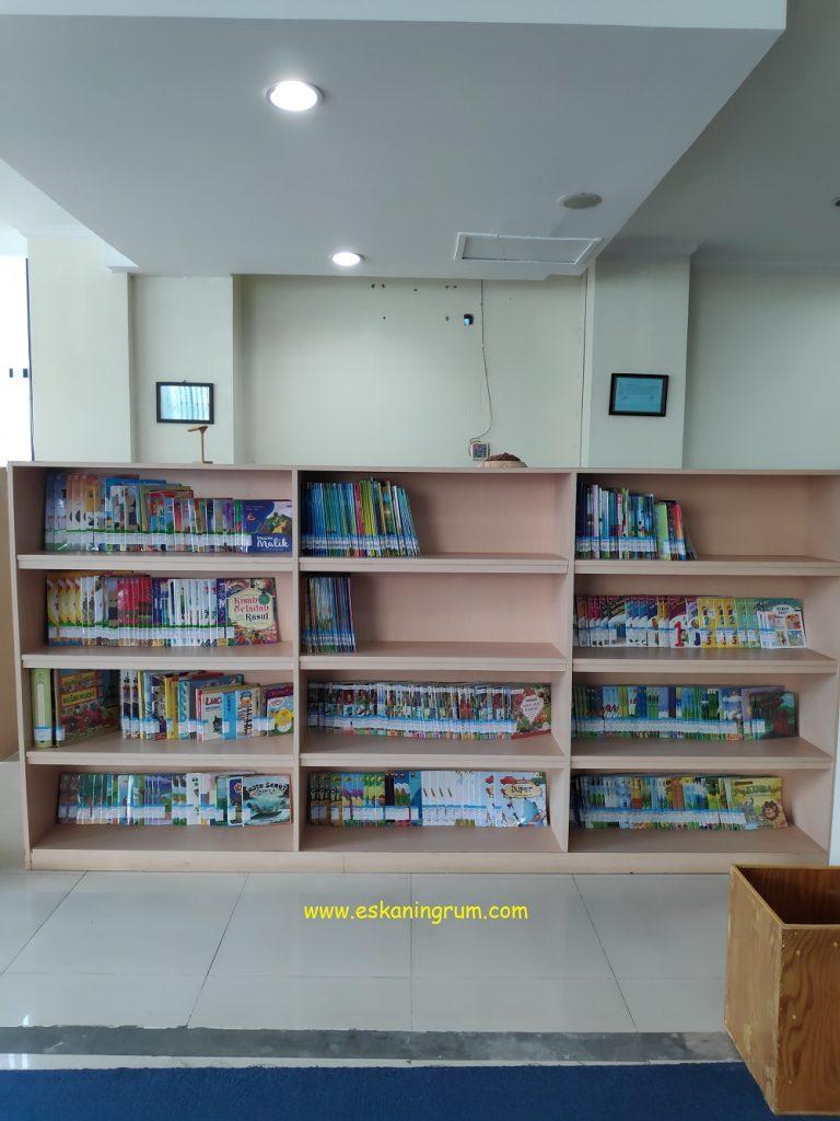 koleksi buku