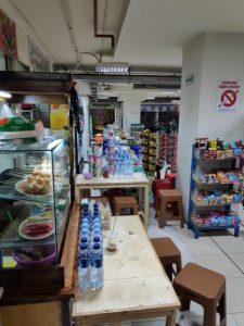 penjual makanan
