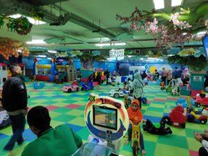 playground di itc depok