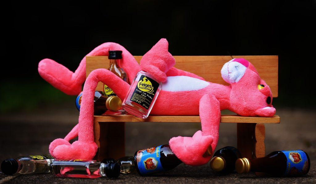 mabuk alkohol