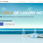 La Belle Escape, Website Flash Sale Indonesia Baru Untuk Deals Hotel Mewah!!